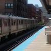 метро Чикаго столкнулись два поезда, пострадали почти 50 человек