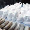 В парижском аэропорту изъята рекордная партия кокаина весом в 1,3 тонны