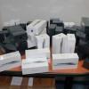 Львовские таможенники задержали партию контрабандных смартфонов iPhone 5S