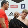 Букмекеры почти не оставляют шансов Поветкину в матче с Кличко