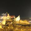 Опубликовано видео падающего камнем Boeing в Казани (ВИДЕО)