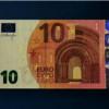 Европейский центробанк показал новые 10 евро (ФОТО)