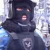 «За нами Москва» — сотрудник беркута на Грушевского (ВИДЕО)