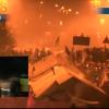 БТР и «Беркут» пошли на штурм Майдана