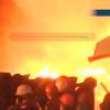 На Майдане горит Дом профсоюзов и «Глобус»