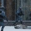 На Институтской во время «временного перемирия» снайпер подстрелил мирного человека