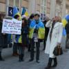 Азаровым в Вене напомнили про Майдан