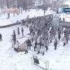 Эксперты протестировали оружие, из которого могли убить активистов Евромайдана: «Беркут» заряжал боевые патроны (ВИДЕО)