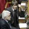 Литвин и Еремеев насобирали 40 депутатов. Теперь они готовы торговатся за министерские портфели