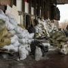 «Беркут» штурмует Украинский дом