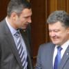 Кличко готово поддержать Порошенка во втором туре — Кличко