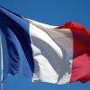 В Алчевске вместо российского флага на митинге подняли флаг Франции (ВИДЕО)