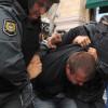 В Москве людей задержали за флаг и гимн Украины (ВИДЕО)