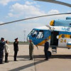Доставлявший груз в зону АТО вертолет рухнул на Харьковщине. Судьба экипажа неизвестна — 5 канал