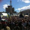 Вече на Майдане: Это может стать последней мирной акцией