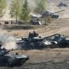 В России планируются масштабные военные учения возле границы Казахстана