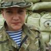 Тимошенко божиться, что Савченко сама попросилась в список «Батькивщины»