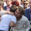 Без Турчинова, но с Надеждой. Репортаж со съезда Тимошенковцев (ФОТО)