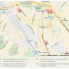 Завтра в центре Киева будет запрещена парковка — ГАИ (КАРТА)