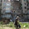 Утром жителей Донецка разбудили залпы артиллерии — горсовет