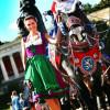 В Мюнхене стартовал Октоберфест-2014 (ФОТО)