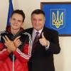Аваков наградил руфера Мустанга именным оружием (ФОТО)