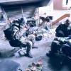 Защитники донецкого аэропорта показали свой «офис» (ВИДЕО)