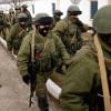 Оккупанты отправили в Крым чеченцев