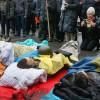 Расследование бойни на Майдане: В Украину прибыла делегация Гаагского трибунала