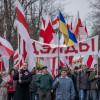 В Минске сотни белорусов в день памяти предков скандировали «Слава Украине» (ВИДЕО)