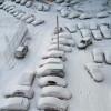 В Киеве вводят новые правила парковки на зиму
