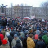 В Нижнем Новгороде протестовали против «кремлевской хунты» (ВИДЕО)