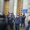 Киевская молодежь против «режима тишины» в зоне АТО (ТВ, ВИДЕО)