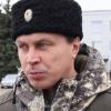 В Первомайске боевик в казачьей форме выдает рубли (ВИДЕО)