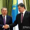 Порошенко и Назарбаев договорились о военном, экономическом и авиакосмическом сотрудничестве