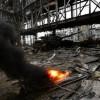 В Донецком аэропорту опять стреляют (ФОТО)