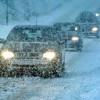 На трассах Киев–Одесса и Одесса–Николаев ограничивают движение из-за снегопада