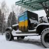 В Новосибирске задержаны активисты, раскрасившие в украинские цвета Ленина и Монумент славы (ФОТО)