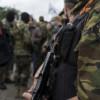 Под Мариуполем дезертировала вооруженная группа боевиков (ВИДЕО)