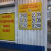 Доллар в обменниках предлагают уже по 23 грн (ФОТО)