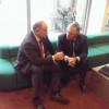 Коммунистические посиделки: как Симоненко перед Зюгановым в Страсбурге отчитывался (ФОТОФАКТ)