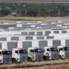 В «ДНР» на разгрузку и сортировку гуманитарной помощи поставили осужденных