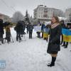 В День Крыма под посольством РФ митинговали против аннексии полуострова (ФОТО)