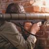 По зданию «Харьковрегионгаза» стреляли из гранатомета