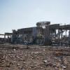 В донецком аэропорту наступило затишье, террористы понесли потери