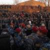 Тысячи армян протестуют в городе Гюмри в Армении (ФОТО+ВИДЕО)