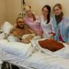 Появилось первое фото Яроша после ранения (ФОТО)