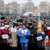 Марши мира собрали тысячи человек по всей Украине (ВИДЕО)