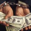 Киевских милиционеров поймали на взятке $5 тысяч