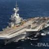 Французский авианосец присоединился к операции против «Исламского государства»